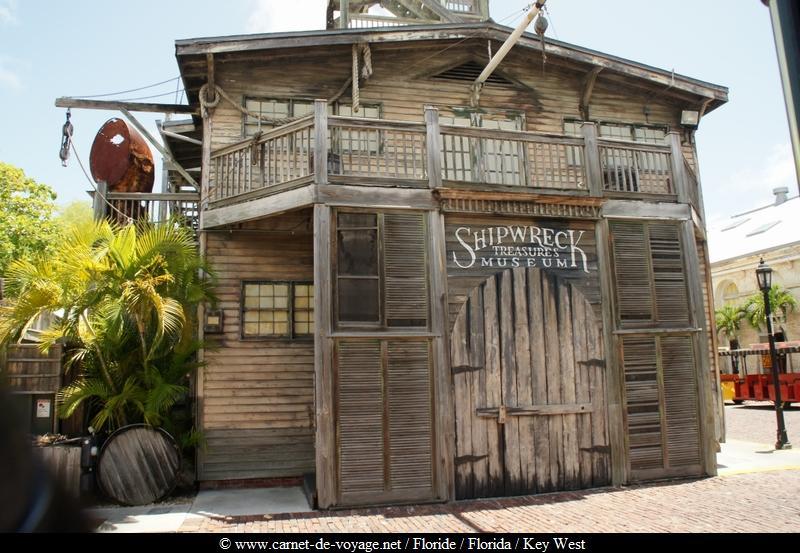 Carnet De Voyage Floride Florida Key West